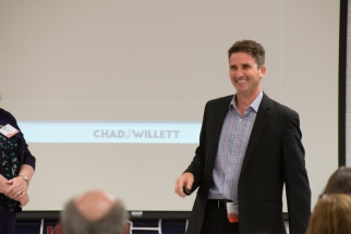 Motivational Speaker Chad Willett